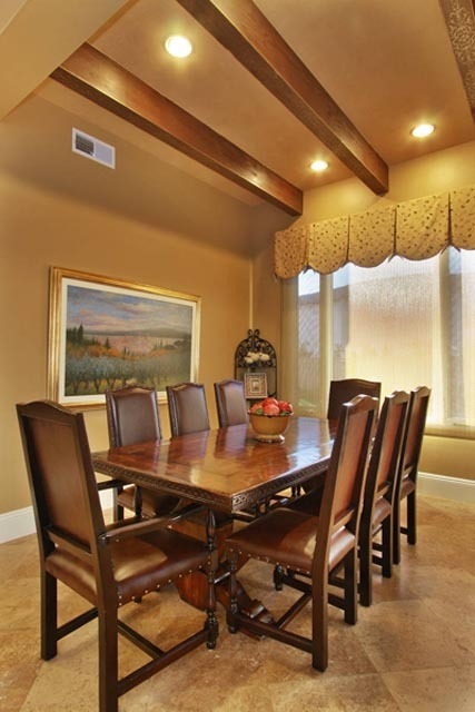 Del Mar Grand Estates Dining Room