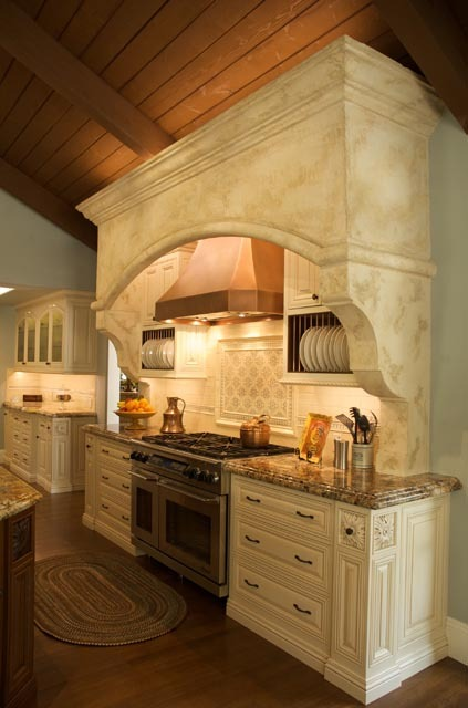 Rancho Santa Fe Country Estate Kitchen Remodel