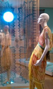 Balboa Museum Show on Textiles